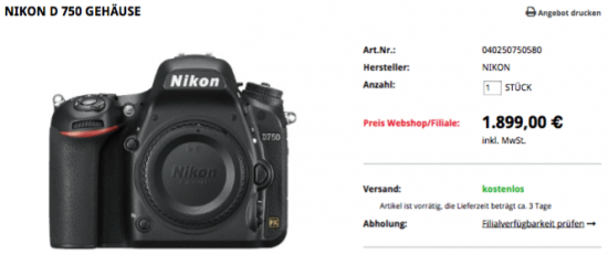 Nikon-D750-price-increase-Germany