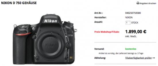 Nikon-D750-price-increase-Germany
