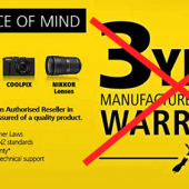 Nikon-New-Zealand-3-year-manufacturers-extended-warranty