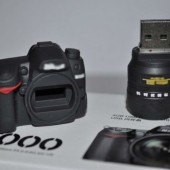 Nikon USB flash drives 5