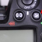 D7000 Top plate - location of first reset button