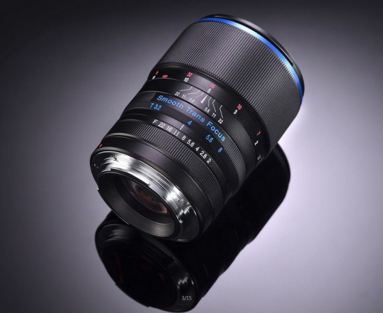 Laowa-STF-105mm-f2-lens-black