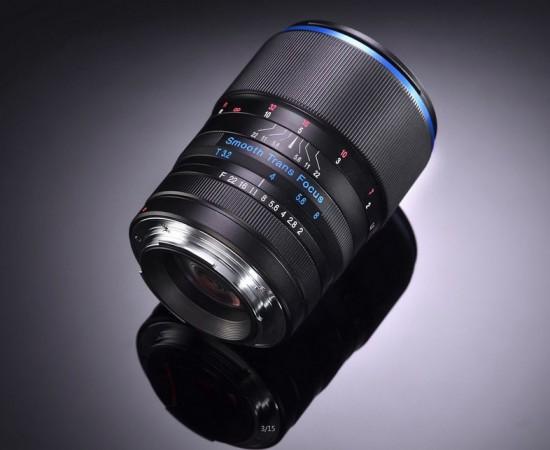 Laowa-STF-105mm-f2-lens-black