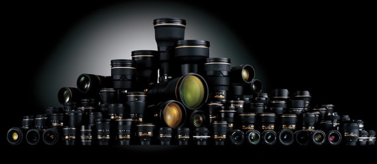 One of the upcoming Nikon lenses is rumored to be an ultra wide angle or a fisheye lens