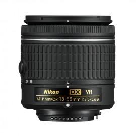 Nikon AF-P DX Nikkor 18-55mm f:3.5-5.6G VR lens