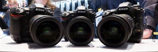Nikon-D5-DSLR-cameras