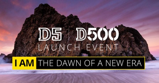Nikon-D5-and-D500-launch-events