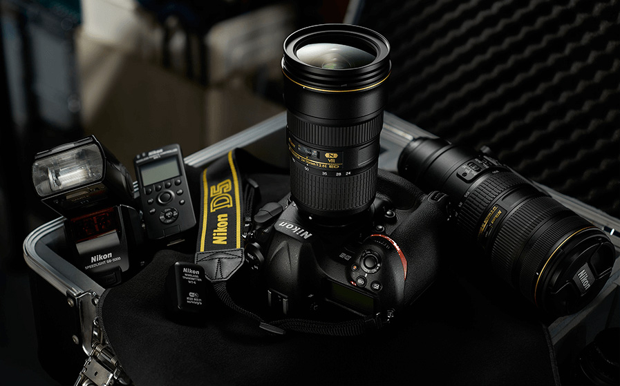 Nikon D5 Camera Accessories Lenses