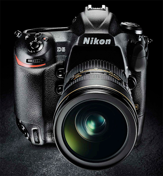 Rumors: Nikon D5 firmware update to extend the 4k video