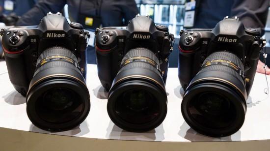 Nikon-D5-cameras