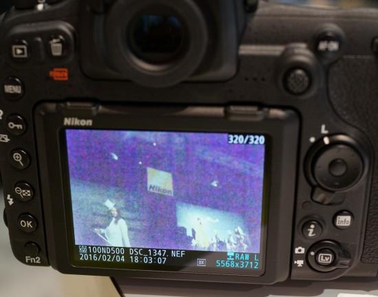 Nikon D500 ISO 1,640,000 full view