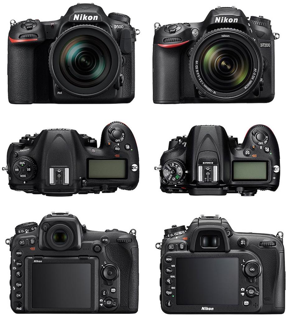 Nikon-D500-vs-D7200-camera-comparison