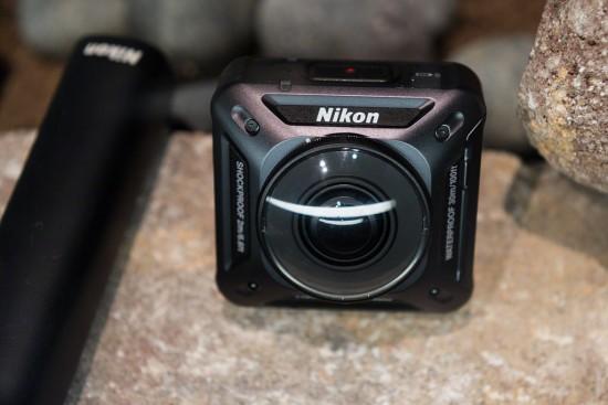 Nikon KeyMission 360 action camera 3