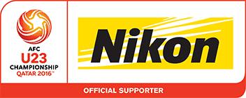 Nikon sponsors AFC U23 Championship Qatar 2016