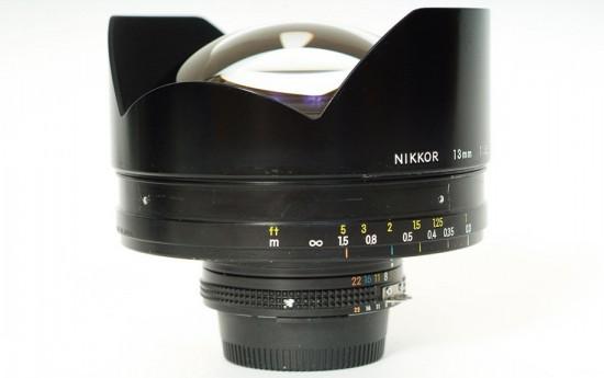 rare-Nikon-Nikkor-13mm-f5.6-AIS-lens