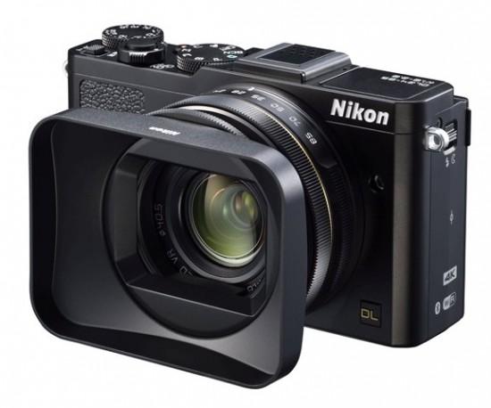 Nikon DL 24-85 f/1.8-2.8 camera