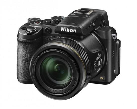 Nikon DL 24-500 f/2.8-5.6 camera