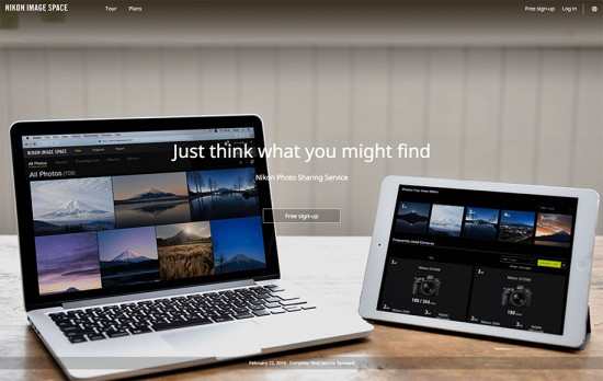 NIKON-IMAGE-SPACE-online-photo-sharing-service