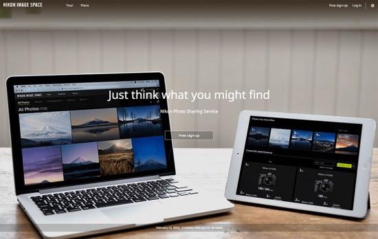 NIKON-IMAGE-SPACE-online-photo-sharing-service