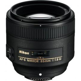 Nikon AF-S 85mm f:1.8G lens