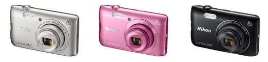 Nikon COOLPIX A300 cameras