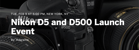 Nikon-D5-D500-Adorama-launch-event