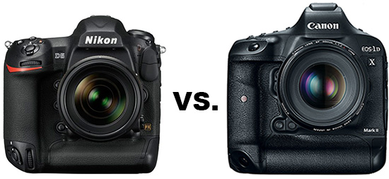 Nikon-D5-vs.-Canon-EOS-1D-X-Mark-II-specification-comparison
