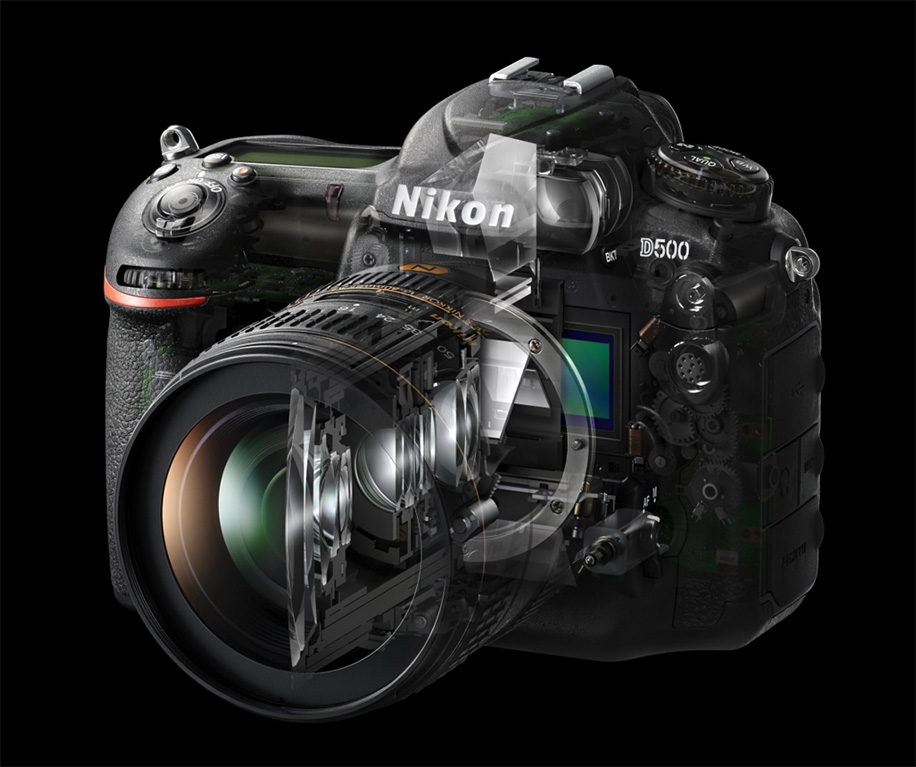 Nikon D500 firmware version 1 14 and distortion control data 2 017