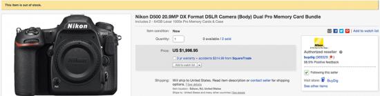 Nikon-D500-shipping
