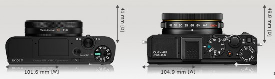 Nikon-DL-24-85-vs.-Sony-RX100IV-top