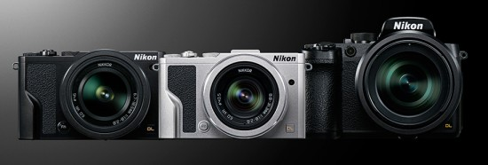 Nikon DL cameras now rumored to start shipping in March