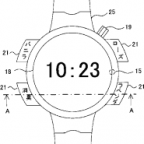 Nikon smart watch fragrance patent