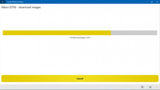 Nikon wireless app for Windows 10 4