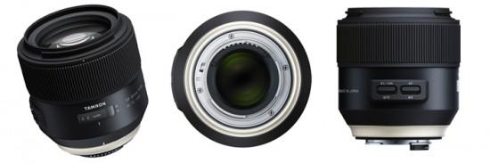 Tamron SP 85mm F:1.8 Di VC USD Model F016 lens 2