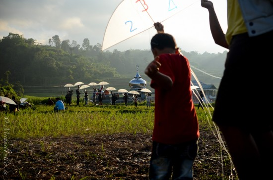 Kites, Bubbles, and Buffalo Races in Sumatra20