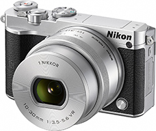Nikon 1 J5 IF design award 2016