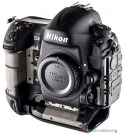 Nikon D4 026 Disassembly Teardown & Review