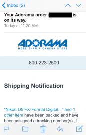 Nikon-D5-camera-shipping-from-Adorama