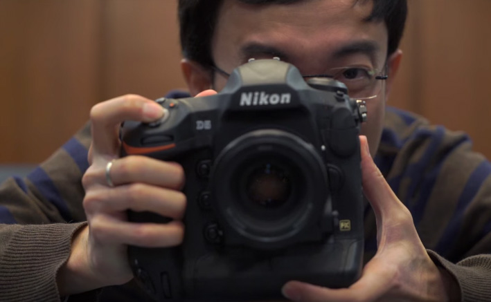 Nikon D5 first hands-on impression by DigitalRev