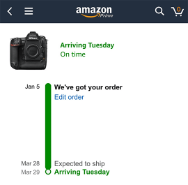 Nikon-D5-shipping-from-Amazon
