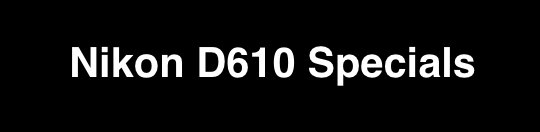 Nikon-D610-sale
