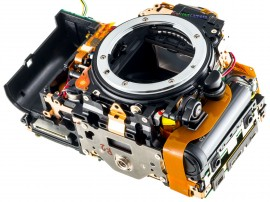 Nikon D7100 031 Disassembly Teardown & Review