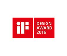 Nikon IF design award 2016 logo
