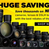 Nikon-Rebates