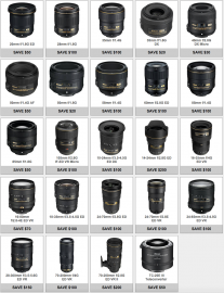 Nikon-lens-only-savings-rebates-March-2016