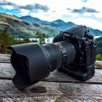 A beautiful camera in a beautiful landscape. Promising huh?