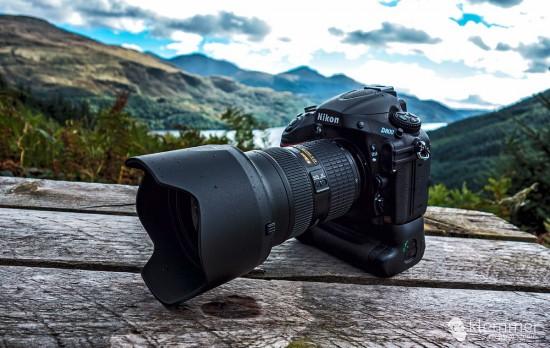 A beautiful camera in a beautiful landscape. Promising huh?