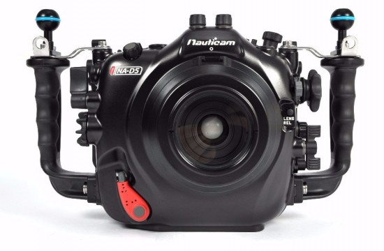 Nauticam NA-D5 underwater housing for Nikon D5 camera