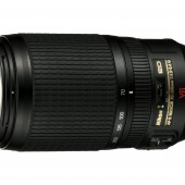 Nikon 70-300mm f:4.5-5.6G ED IF AF-S VR Nikkor Zoom Lens