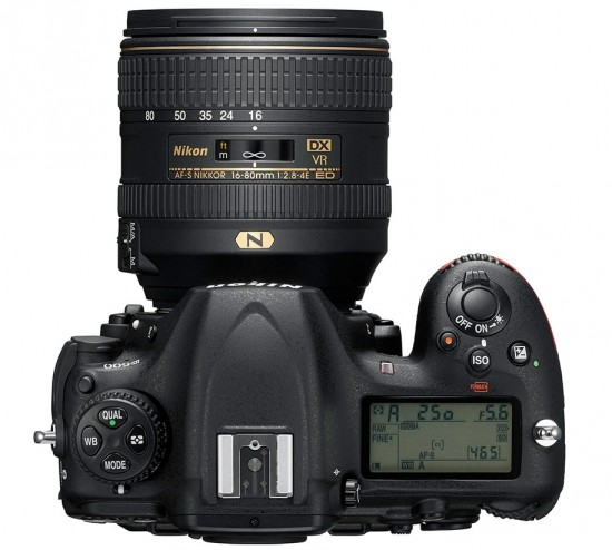 Nikon D500 updates